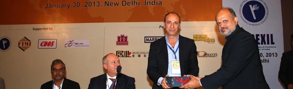 1° congresso mondiale sui materiali lapidei